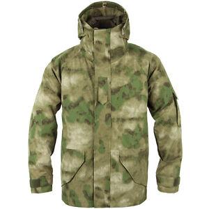 Nato-shop Us Cold Wet Weather Nässeschutz Parka A Mit Fleece Jacke Oliv Mil Tacs Fg Small Die Nieren NäHren Und Rheuma Lindern Bekleidung