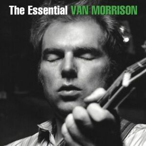Van-Morrison-The-Essential-Van-Morrison-New-amp-Sealed-2CDs
