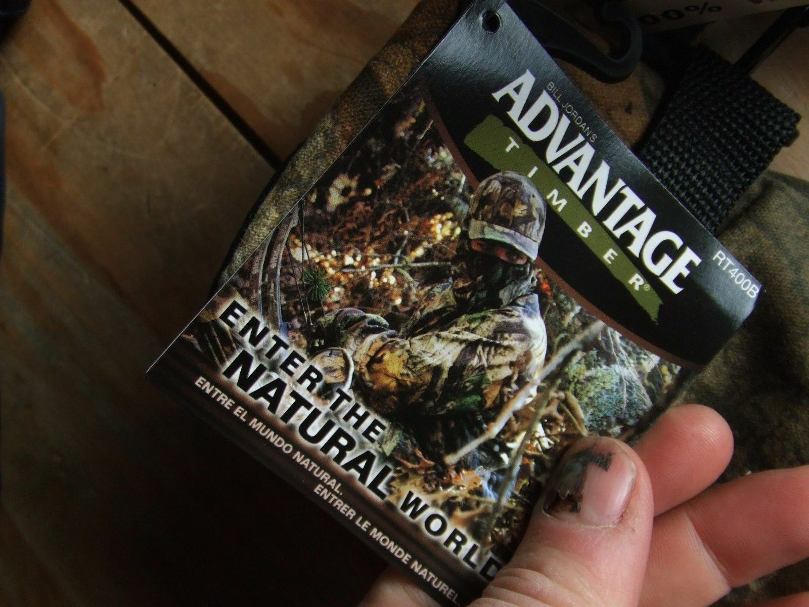 WeißWATER REALTREE ADVANTAGE WATERPROOF TIMBER CAMO WATERPROOF ADVANTAGE LINED HUNTING GLOVES XL 27109e