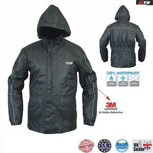 KYB-Waterproof-Rain-Suits-Over-Wear-JACKET-Coats-Motorcycle-Outdoor-Cycling-Bike