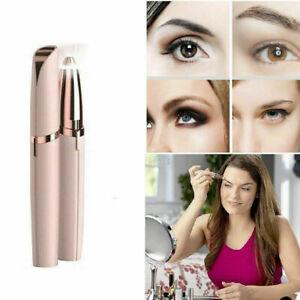 Rasoir-femme-Epilateur-a-led-stylo-Electrique-Sourcil-Visage-rechargeable-usb