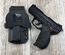 OWB PADDLE Holster Ruger Sr22 Kydex Retention SDH 22 GUN