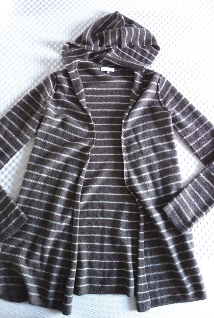 360 sweater Cashmere Cardigan con cappuccio da 360, 360 Cashmere Maglione Taglia XS
