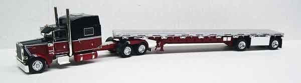 TONKIN échelle 1 53 PETERBILT modèle 389   BN   600073