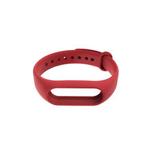 Wrist Band w/ Metal Buckle Replacement For Xiaomi Mi Band 2 Bracelet