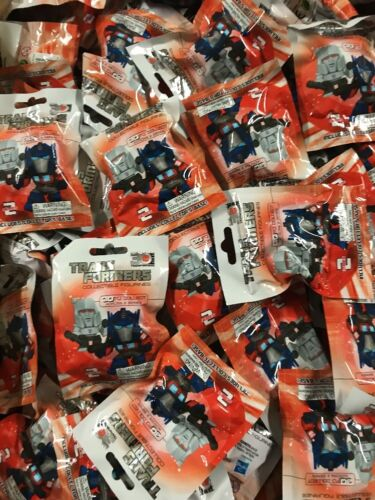 Lot Of 20 Packs To Collect Transformers Collectible Series 2 Chibi Figures