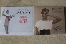 Imany - The Shape of a Broken Heart 2CD + Sous Les Jupes Des Filles - POLISH