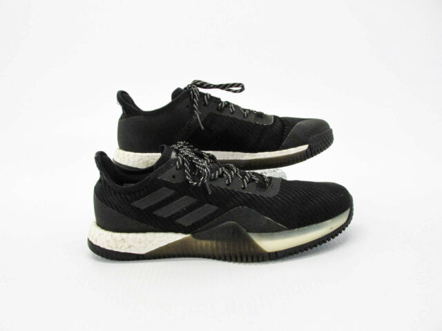 really cheap best supplier pre order adidas CrazyTrain Elite Boost Mens Training Shoes Carbon Black/onyx BA8002  Sz 11