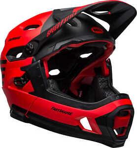 Bell Super DH MIPS Helmet Matte/Gloss Black Full Face MTB