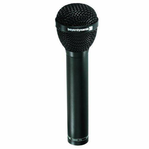 Beyerdynamic M88 TG Dynamisches Mikrofon mit Hyperkardioid Polar Muster Vocal