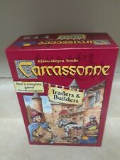 Traders /& Builders Standard Carcassonne Expansion 2