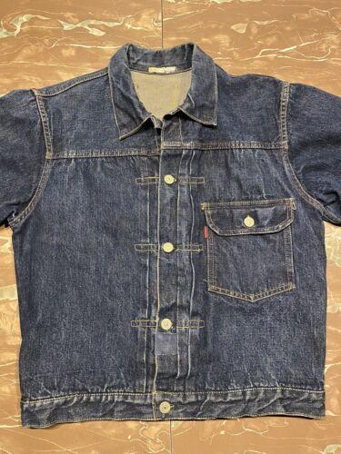 1947 Levi's Type 1 Denim Jacket Indigo Vintage Sel