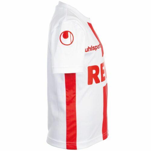 1003557011948 FC Cologne Mini-Kit Heimtrikot 2020//2021 BLANC//ROUGE Uhlsport 1