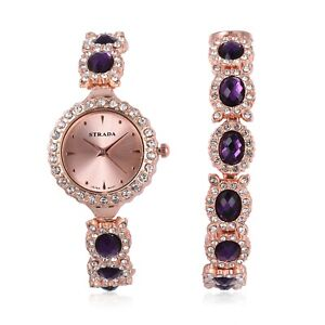 Bracelet-Watch-Stainless-Steel-Gift-Jewelry-for-Women-Size-7-5-034