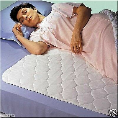 Full body pad XXXLarge 6 feet x 3 feet Washable Reusable Underpads Bed Pads