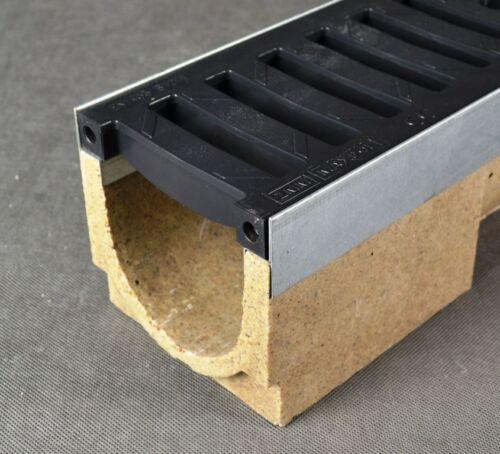 Abdeckrost Kunststoff Klasse B-125 bis 12,5t für Polymerbetonrinnen