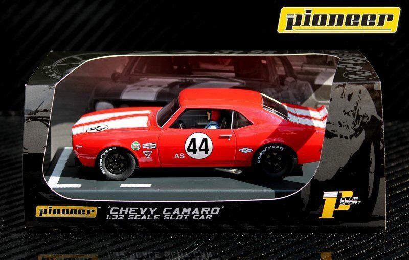 Pioneer Slot Car P033 1968 Chevrolet Camaro T A Z28