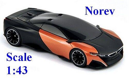 Peugeot Concept Car Onyx Salon de Paris 2012 - Norev -  Echelle 1 43