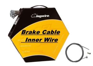 JBC000 x2 Jagwire Brake cable Barrel end Galvanised steel