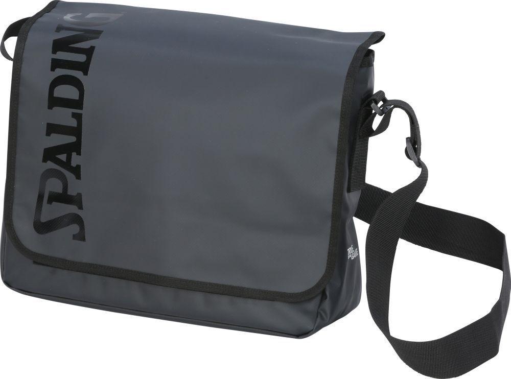 Spalding Basketball Premium Premium Premium Sports Messenger Bag Umhängetasche schwarz 32de0c