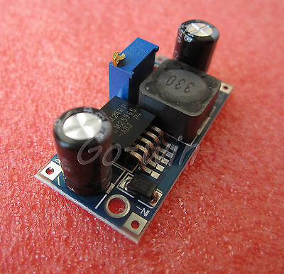 2PCS LM2596 DC-DC Buck Converter Step Down Module Power Supply NEW M23