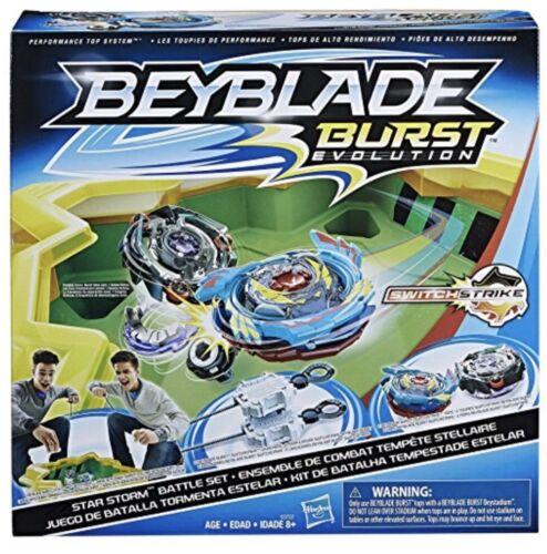 Hasbro Beyblade Burst Evolution Star Storm Battle Set