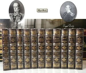 AMERICA'S WARS COMPLETE SEALED w BOXES Easton Press Civil War WWII Doughboy 1812