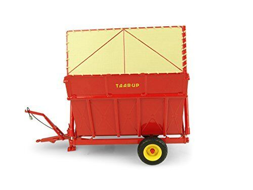 Taarup Tipvogn T3 T3 T3 Side Tipping Trailer 1 32 modello 4964 UNIVERSAL HOBBIES d68f26