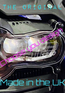 BMW-Headlight-Guard-R1250-GS-GSA-With-HP-Logo-Or-Personalised-Engraving