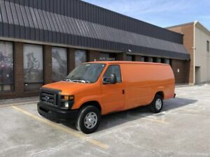 2012 Ford E-Series Van E-250 EXTENDED!!! READY FOR WORK!!!