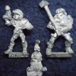 1985 Juge Dredd Jd14 Citadelle De Chien De Strontium Johnny Alpha Wulf Gronk 2000 Ad Gw