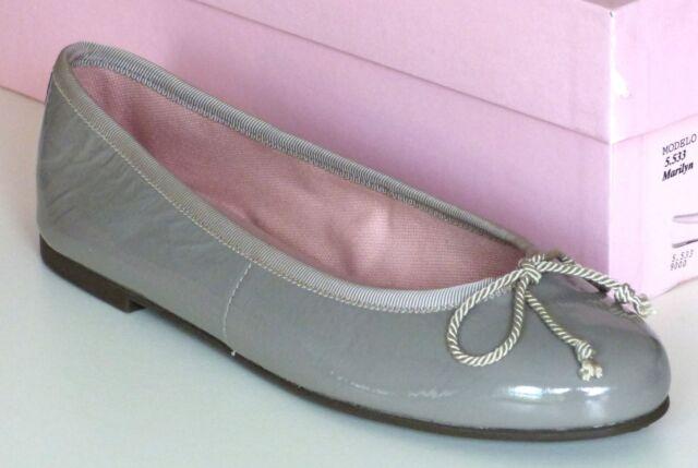 new product 8c576 b50c1 Pretty BALLERINAS Womens Flat Tarzan PUMPS UK Size 3
