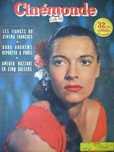 Cinema-Kerima-Esther-Williams-Hedy-Lamarr-Nazzari-Mangano-N-914-Kodak-1952