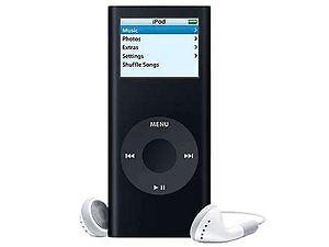 Apple Ipod Nano 2nd Generation Black 8 Gb For Sale Online Ebay