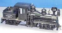 On30 Wiseman Model Services 1890's Gilpin Style Bachmann Shay Conversion Kit