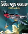 Microsoft Combat Flight Simulator: WWII Europe Series (PC, 1998)