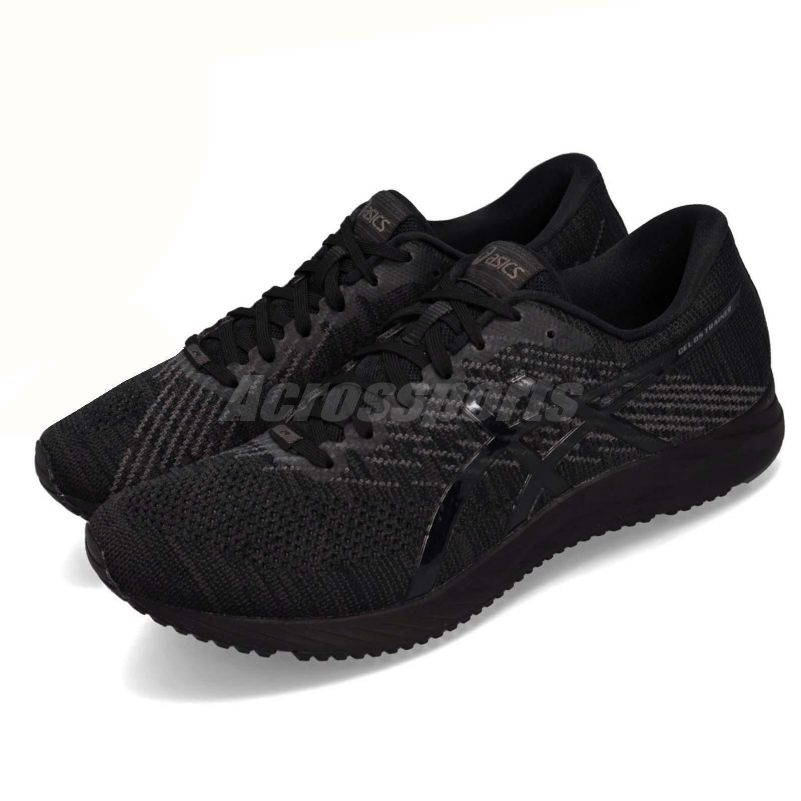Asics Gel-ds Entrenador 24 Negro para Hombre Correr Entrenamiento Calzado Tenis 1011A176-001