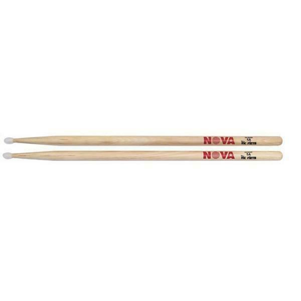 Nylon Tip Red Vic Firth NOVA/® Series Drumsticks 5AN