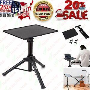 Laptop-Projector-Tripod-Stand-Computer-Book-DJ-Equipment-Holder-Mount