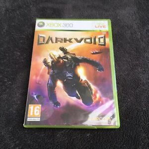 xBox-360-Darkvoid-PAL-Fr-CD-etat-neuf