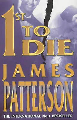 """""""AS NEW"""" Patterson, James, 1st to Die, Hardcover Book"""