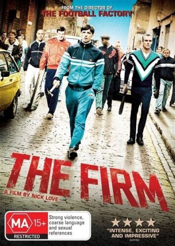 1 of 1 - A21 BRAND NEW SEALED The Firm by Nick Love Director Football Factory (DVD, 2011)
