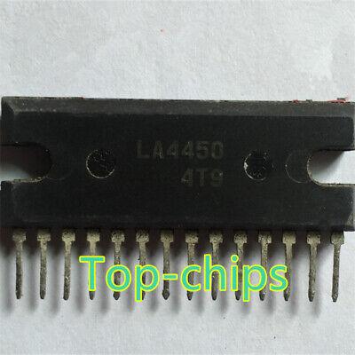 5PCS LA4450 Encapsulation:ZIP-14