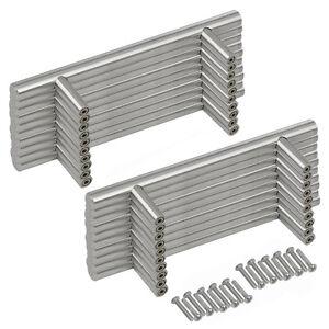 20x-Brushed-Steel-T-Bar-Handles-Kitchen-Cabinet-Door-Cupboard-Drawer-Bedroom-UK