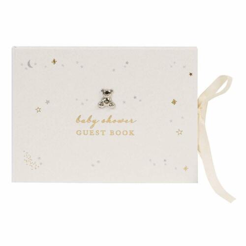Widdop cadeaux Bambino Little Star Baby Shower Guest Book-Nouveau bébé Idées Cadeau