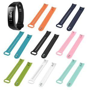 Universal-repuesto-band-silicona-Sport-pulsera-banda-para-huawei-honor-3-reloj-caliente