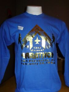 VINTAGE-1996-PENSACOLA-FL-BLUE-ANGELS-MARATHON-RUNNING-SHIRT-long-sleeve-medium