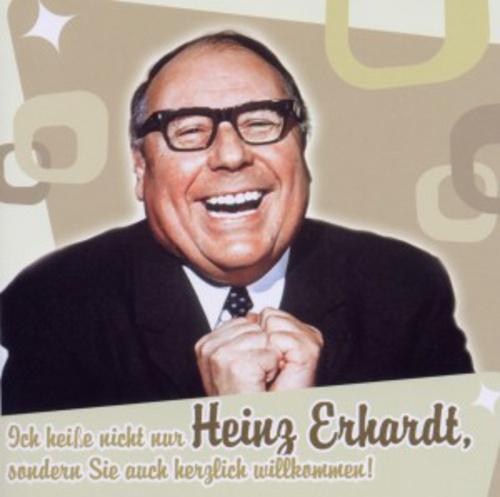 1 von 1 - HEINZ ERHARDT : ICH HEISSE NICHT NUR HEINZ ERHARDT, SONDERN SIE... / CD - NEU