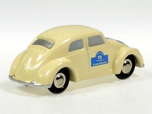 """Schuco Piccolo VW Escarabajo/"""" 75 años pillenstein/"""" # 50126012"""