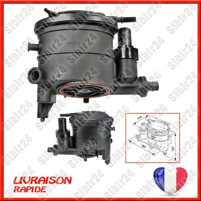 Peugeot Citroen Fiat 1.9 D DW8 Filtre à carburant Boîtier Couvercle Couverture /& Pince